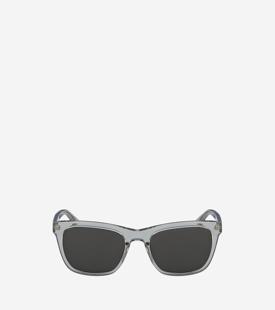Sunglasses > Acetate Square Wayfarer Sunglasses