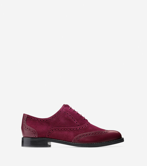 Shoes > Skylar Oxford