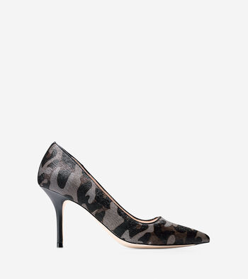 Bradshaw Pump (85mm) - Pointy Toe