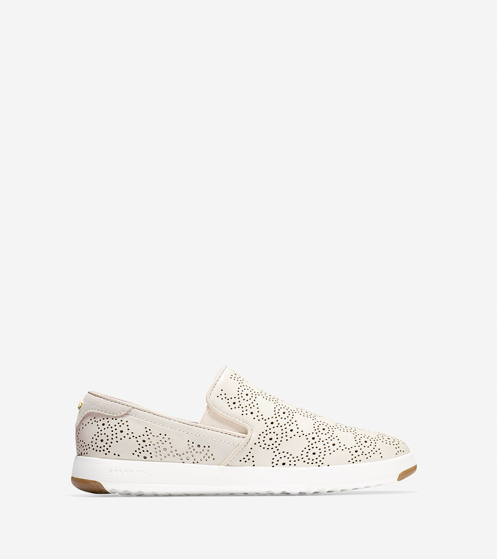Cole Haan GrandPro Paisley Perforated Slip-On Sneaker lE7Fmv7Y2G