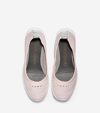 Women's ZERØGRAND Ballet Flat with Stitchlite™