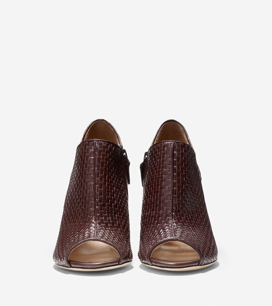 Annabel Open Toe Weave (85mm)
