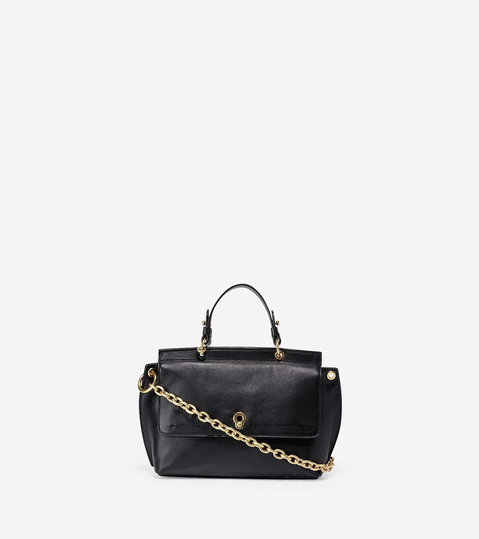 Cole Haan Zoe Work Tote (Black) Tote Handbags mzdKhPKVi