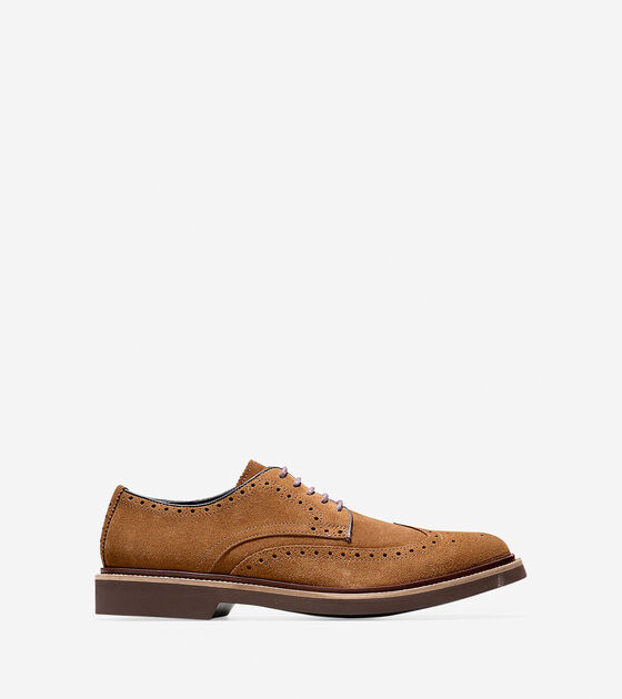 Oxfords > Monroe Wing Oxford