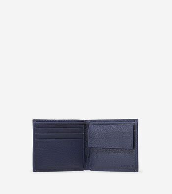 Brayton Bifold Wallet with Coin Pocket