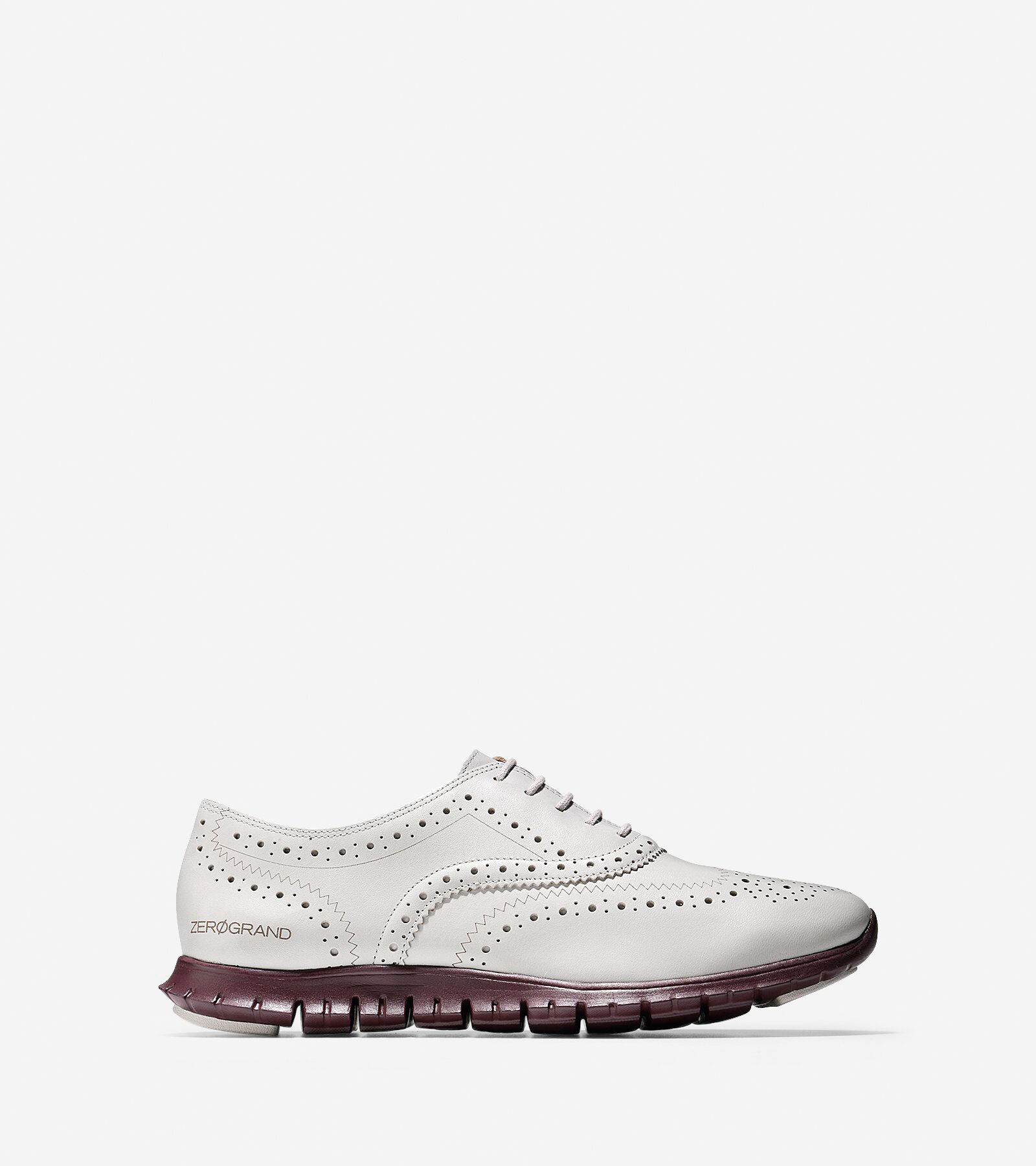 Women's ZERØGRAND Waterproof Wingtip ...