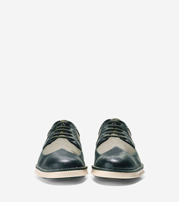 ZerøGrand Long Wing Oxford