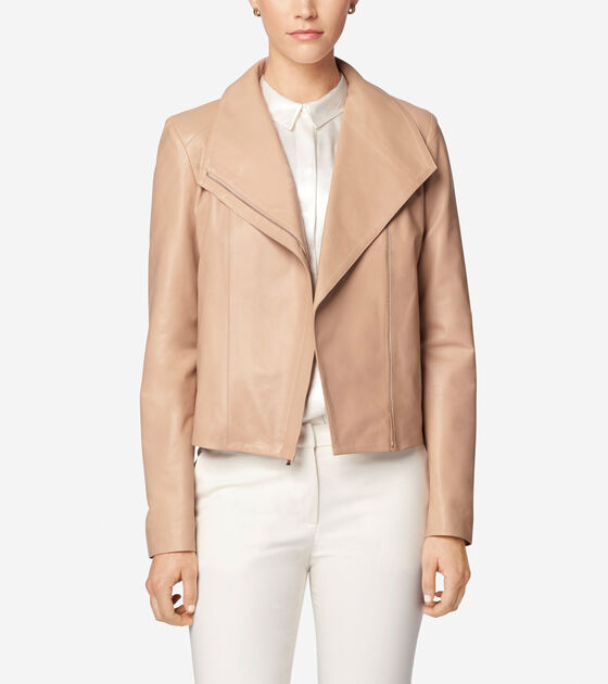 Bags & Outerwear > Modern Moto Jacket