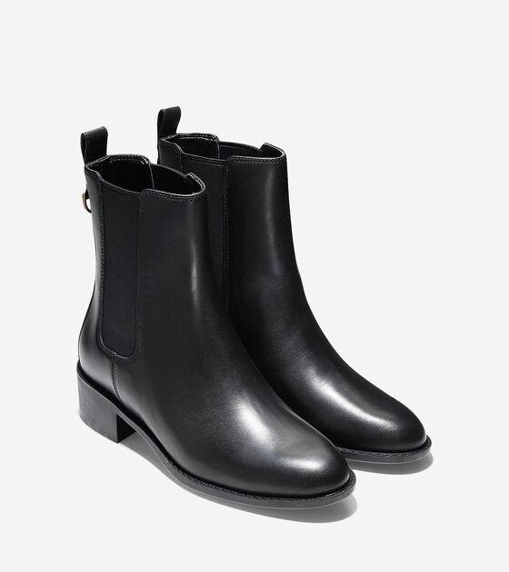 Daryl Short Waterproof Boot (40mm)