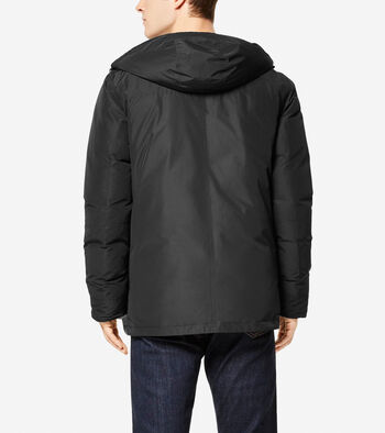 Lightweight Down With DownTek™ Parka