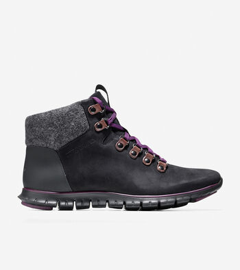 Women's ZERØGRAND Waterproof Hiker Boot