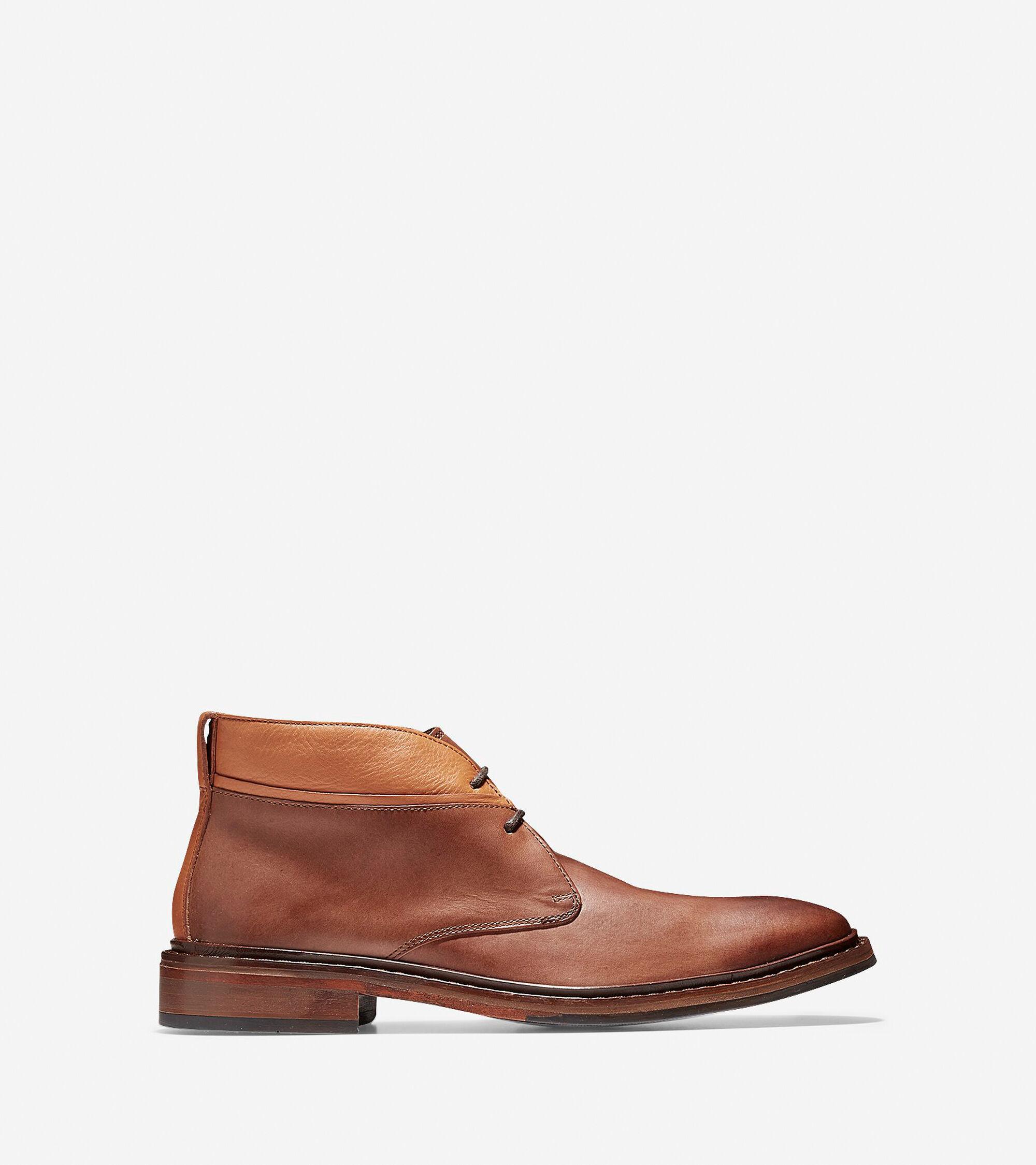 Boots & Chukkas > Williams Welt Chukka