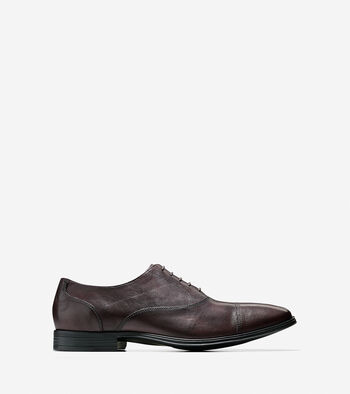 Adams Cap Toe Oxford