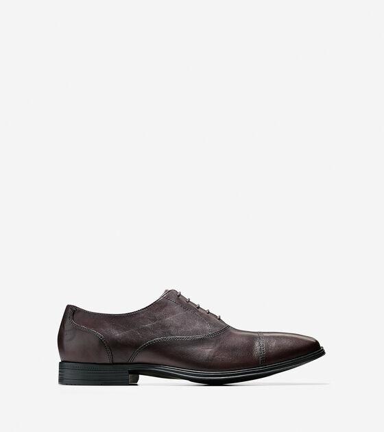 Shoes > Adams Cap Toe Oxford