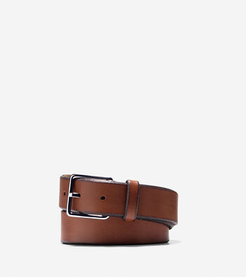 32mm Dress Leather Belt