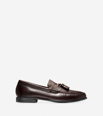 Men's Pinch Handsewn Tassel Loafer