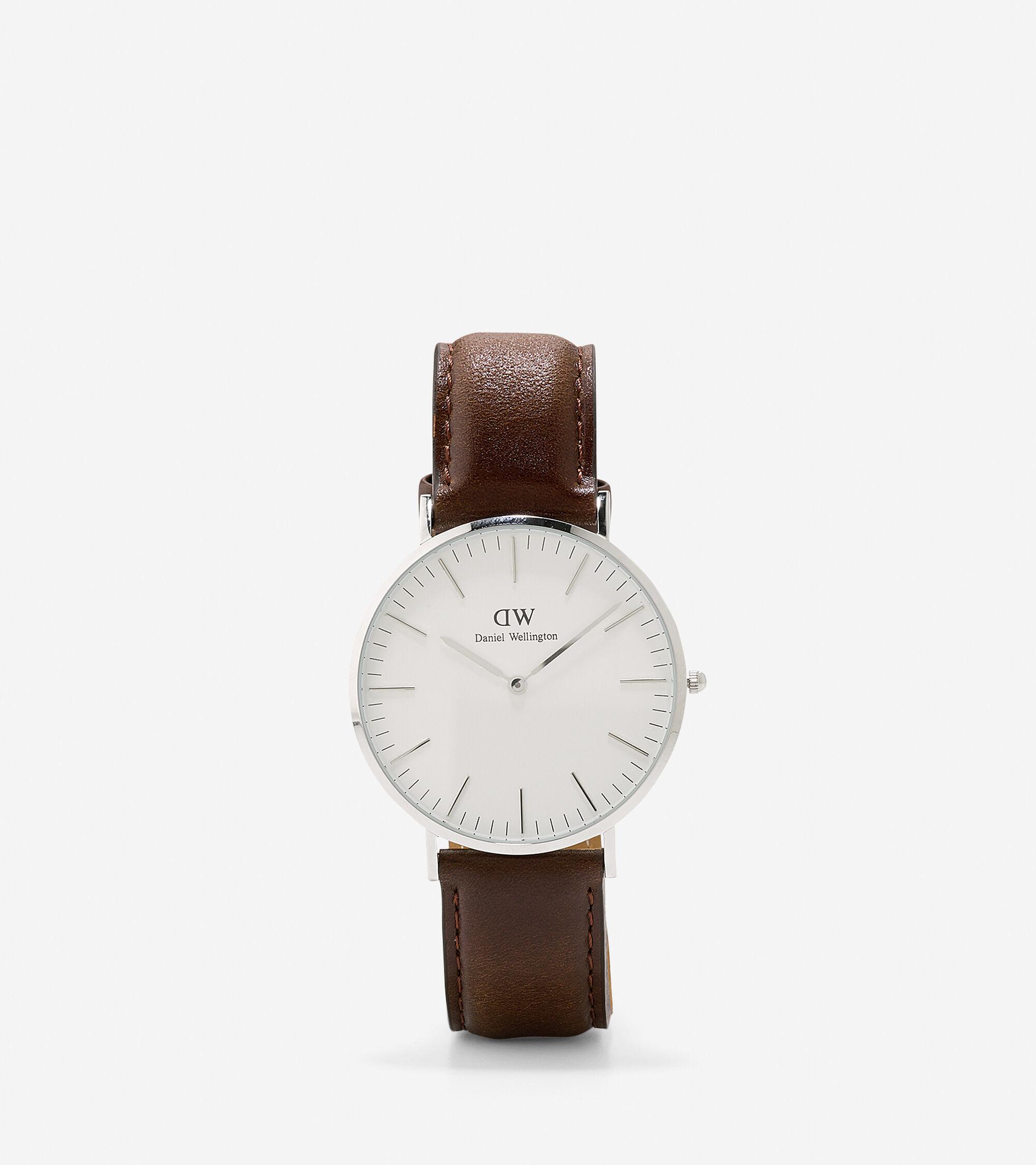 Daniel Wellington Men S 40mm Bristol Watch