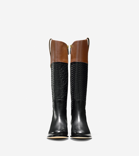 Brennan Weave Riding Boot