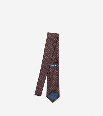 Dorchester Mini Print Tie