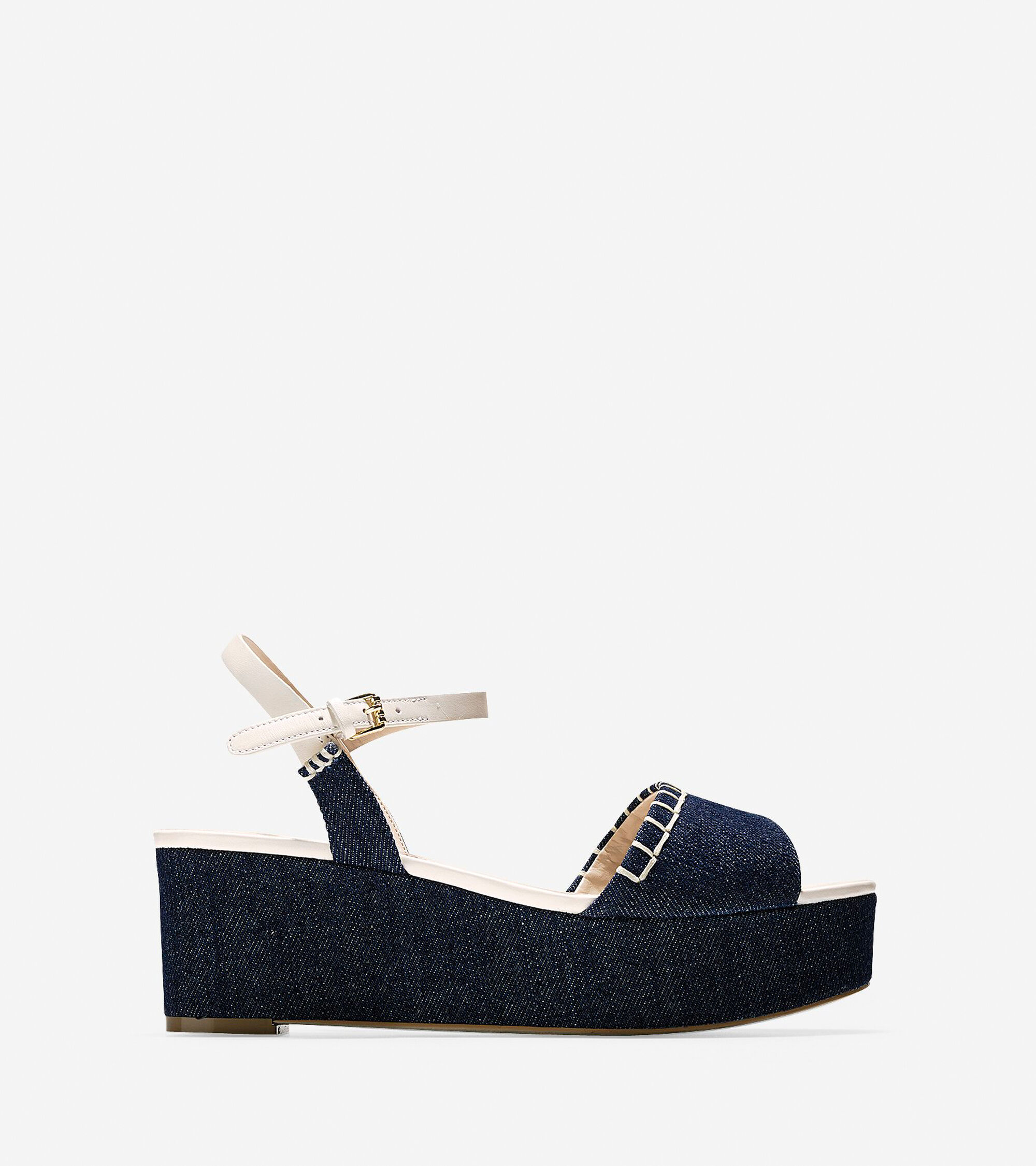 Sandals > Steffi Wedge Sandal (60mm)