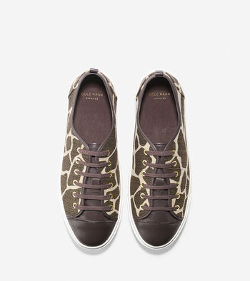 Jennica Lace Up Sneaker