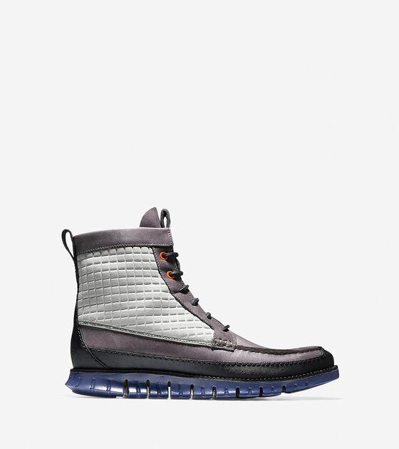 Boots > Men's ZERØGRAND Waterproof Tall Boot