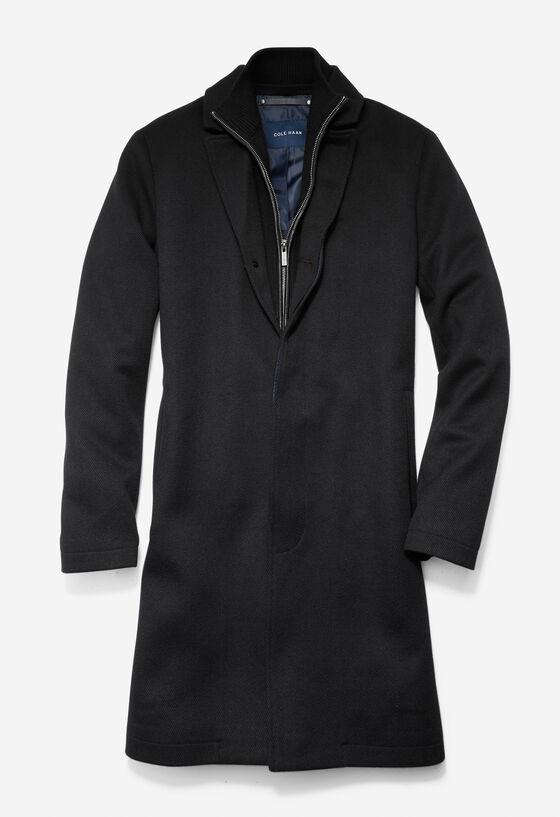 Modern Wool Twill Topper