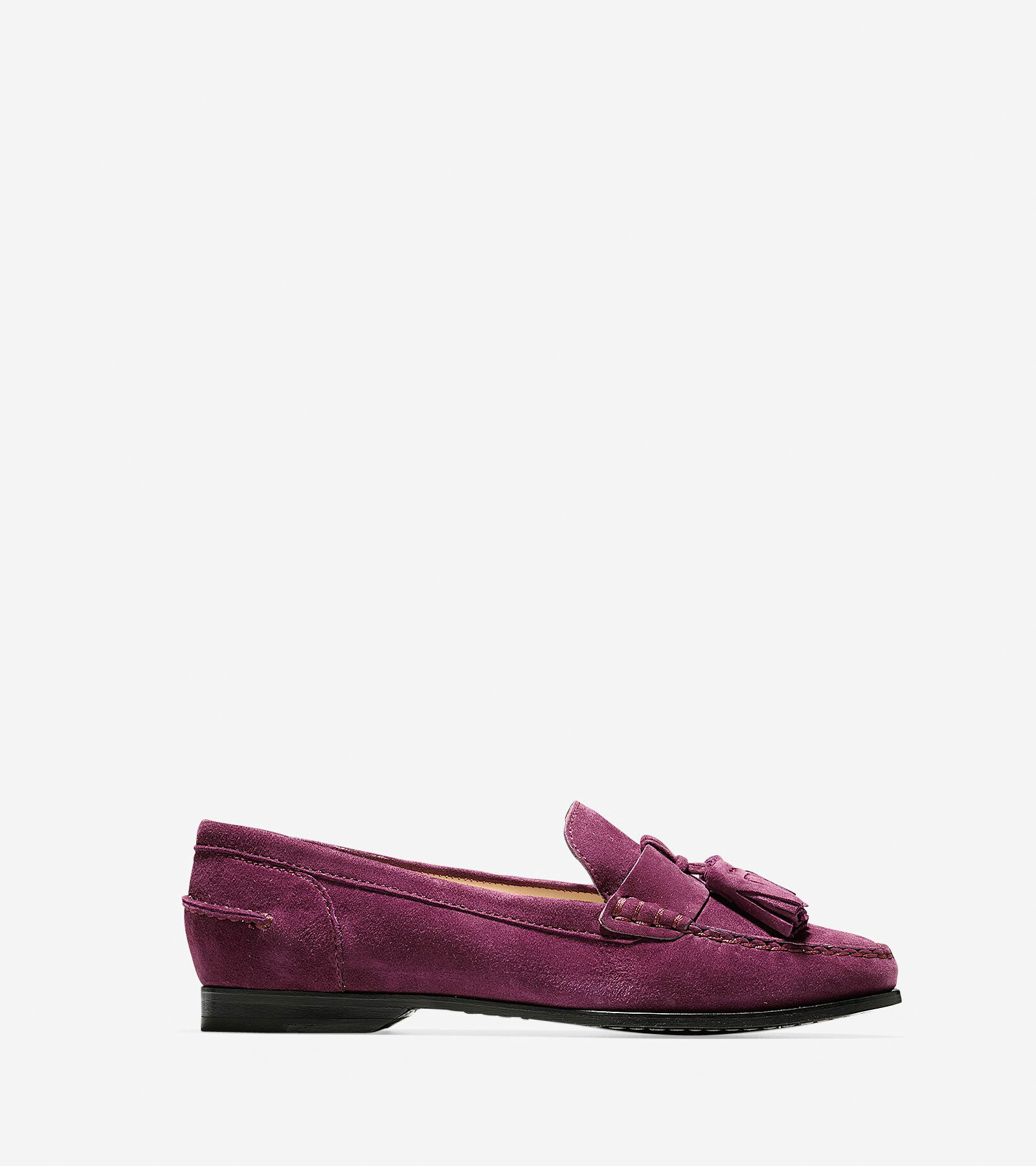 Cole Haan Emmons Tassel Loafer (Women's)