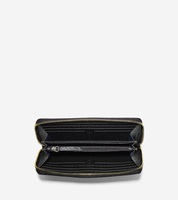 Adeline Continental Zip Wallet