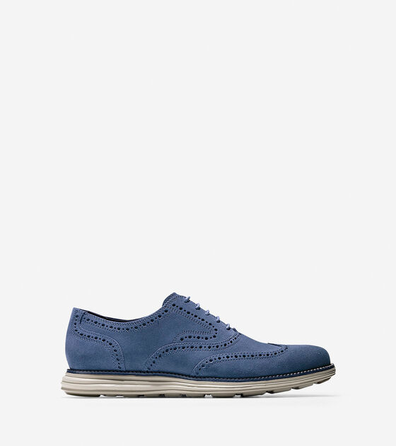 Shoes > Men's ØriginalGrand Short Wingtip Oxford