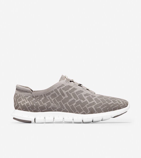 Sneakers > Women's ZERØGRAND Genevieve Perforated Sneaker