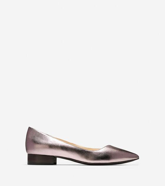 Ballet Flats > Heidy Skimmer Flat (35mm)