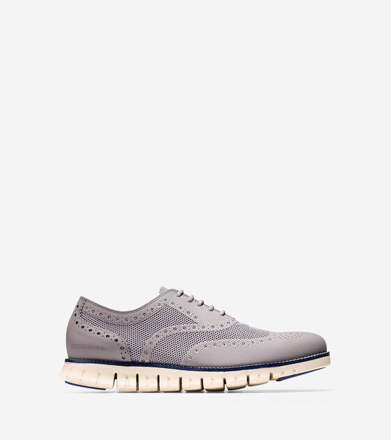 Shoes > Men's ZERØGRAND No Stitch Oxford