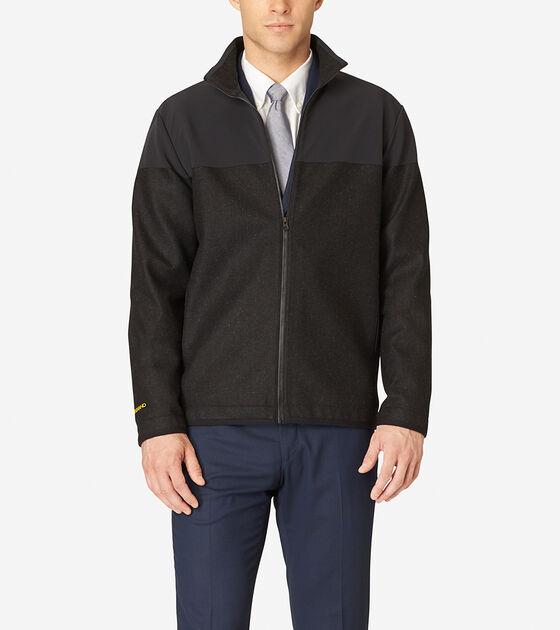 Accessories & Outerwear > ZERØGRAND Fleece Zip Jacket