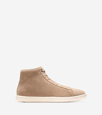 Grand Crosscourt High Top Sneaker