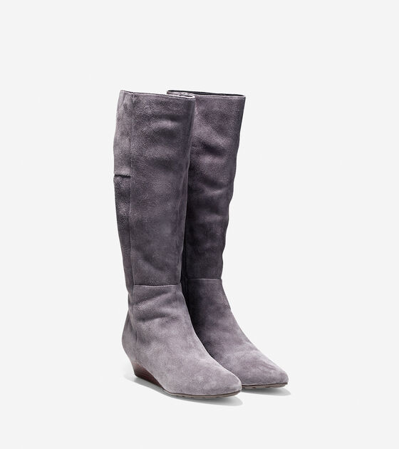 Tali Luxe Boot (40mm)