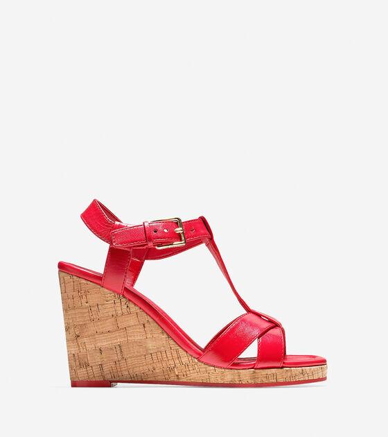 Shoes > Ayla Wedge (95mm)