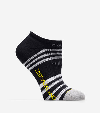 ZERØGRAND Stripe Low Cut Socks