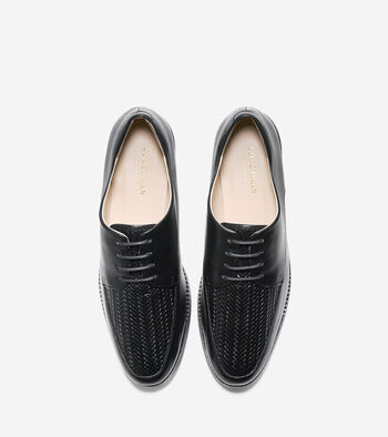 Micaela Grand Weave Oxford