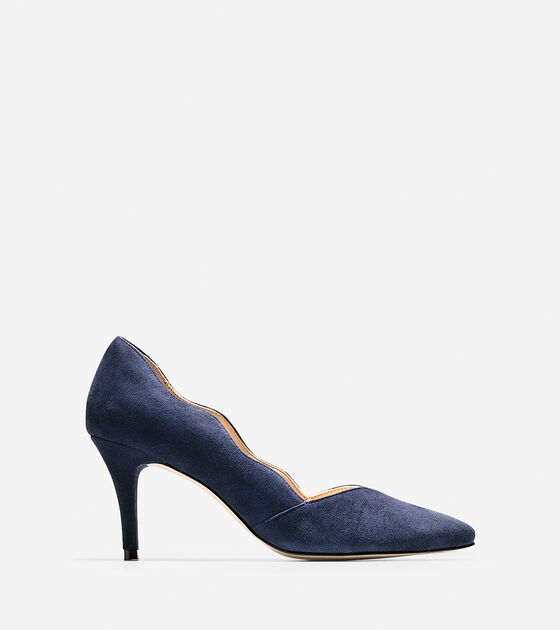 Shoes > Lucille Pump (75mm) - Pointy Toe