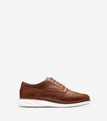 Women's GrandEvølution Wingtip Oxford