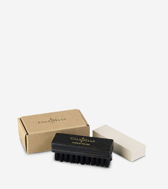 Suede Cleaner Bar And Brush