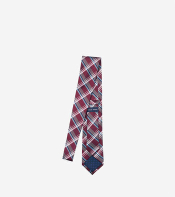 Hendrix Plaid Tie