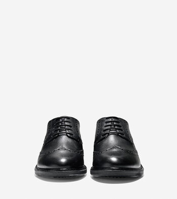Women's GrandEvølution Waterproof Wingtip Oxford
