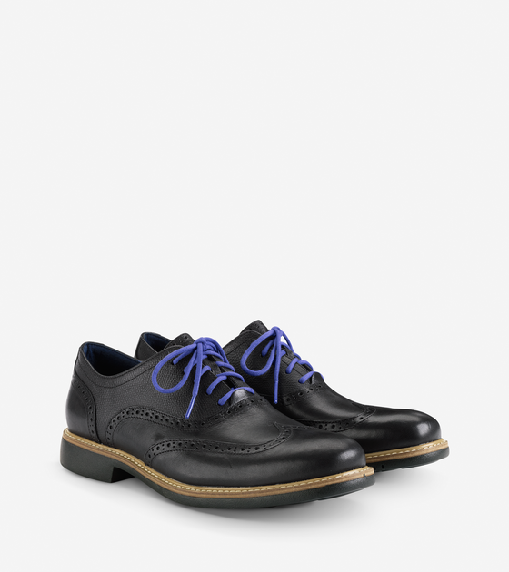 Great Jones Wingtip Oxford
