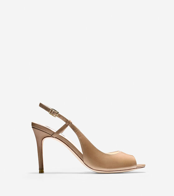 Shoes > Bethany Open Toe Sling (85mm)