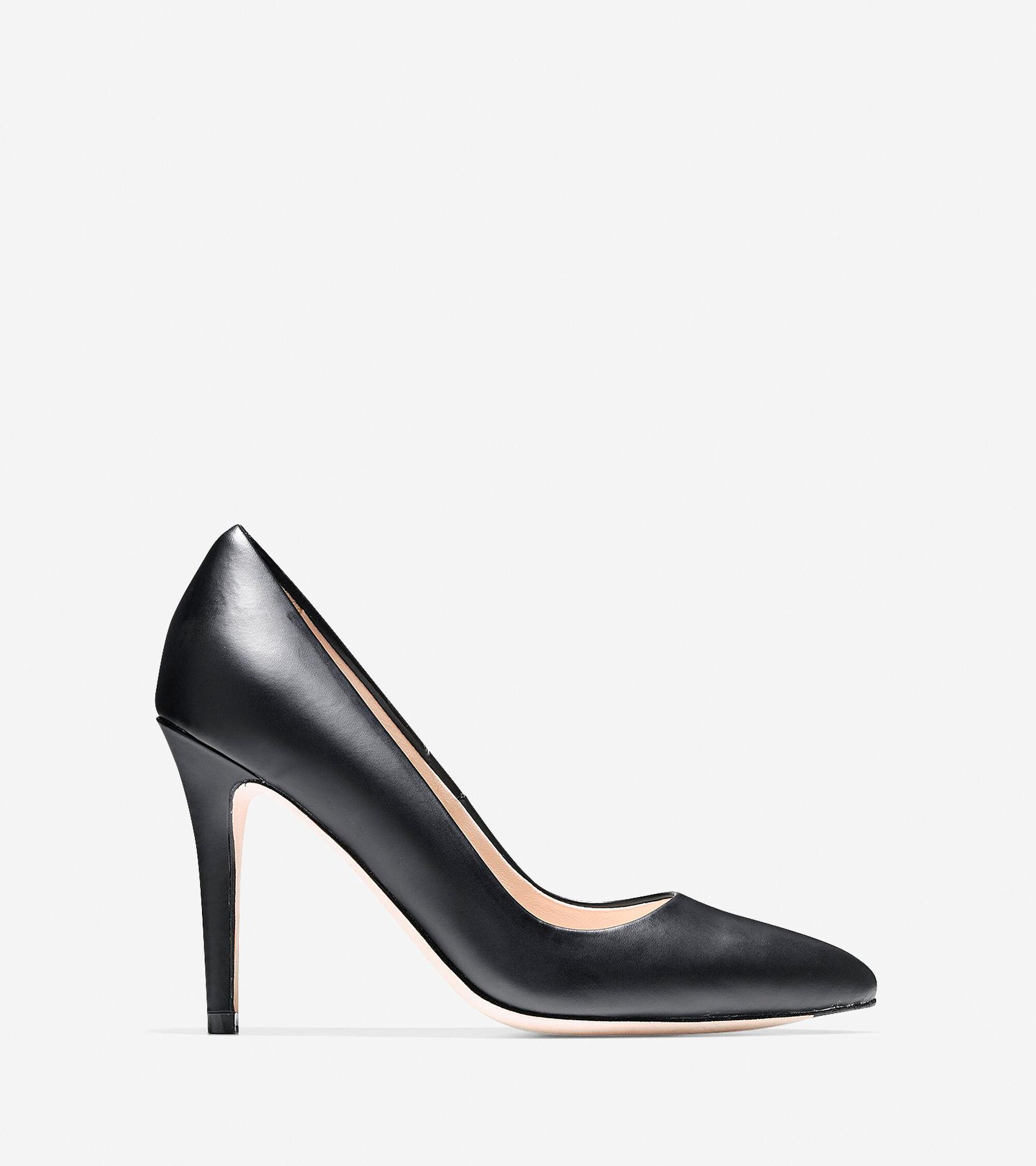Shoes > Emery Pump (100mm) - Almond Toe