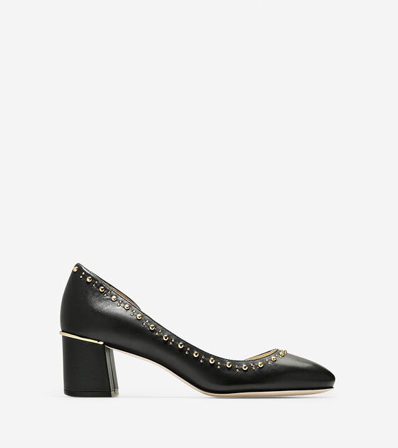 Shoes > Laree Grand Stud Pump (55mm)