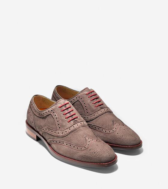 Lenox Hill Casual Wingtip