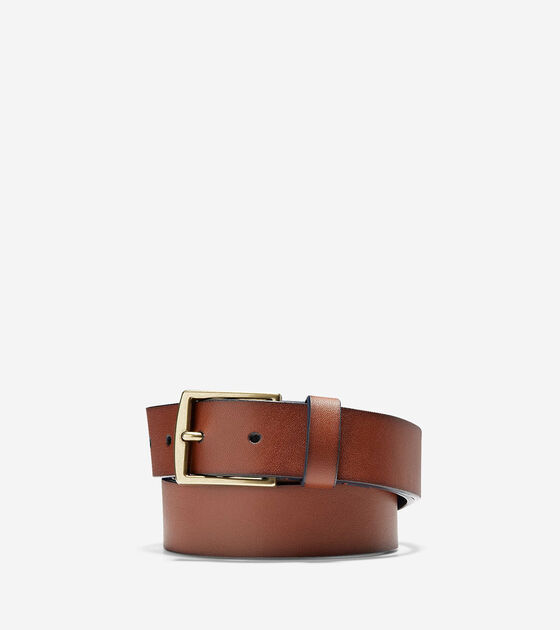 Accessories & Outerwear > 32mm Grant Hand Burnished Belt
